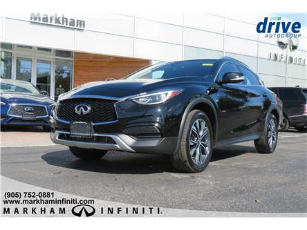 2018 Infiniti QX30 Luxe (Stk: K459A) in Markham - Image 1 of 19