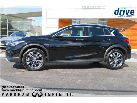 2018 Infiniti QX30 Luxe (Stk: K459A) in Markham - Image 2 of 19