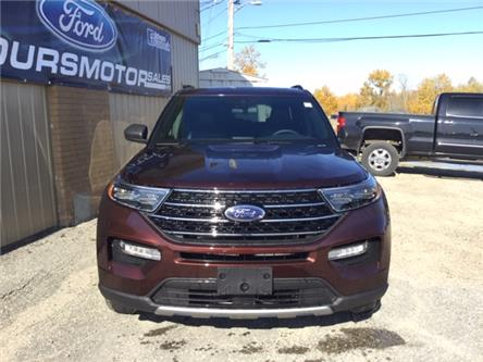 2020 Ford Explorer XLT (Stk: 20-44) in Kapuskasing - Image 2 of 8