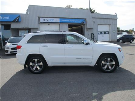 2014 Jeep Grand Cherokee Overland (Stk: 191509) in Kingston - Image 2 of 15