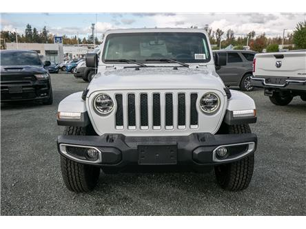 2020 Jeep Wrangler Unlimited Sahara (Stk: L138278) in Abbotsford - Image 2 of 22