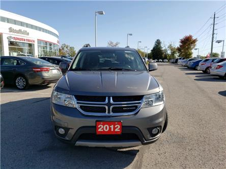 2012 Dodge Journey SXT & Crew (Stk: 190996A) in Whitchurch-Stouffville - Image 2 of 14