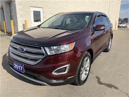 2017 Ford Edge Titanium (Stk: 19617B) in Perth - Image 1 of 14