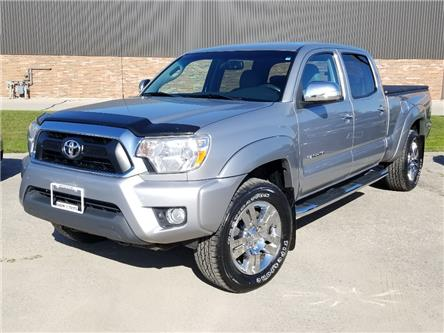 2015 Toyota Tacoma V6 (Stk: A02112) in Guelph - Image 1 of 30