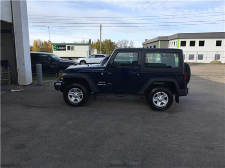 2013 Jeep Wrangler Sport (Stk: 19CK7048A) in Devon - Image 1 of 9