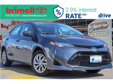 2019 Toyota Corolla LE (Stk: 197497B) in Scarborough - Image 1 of 24