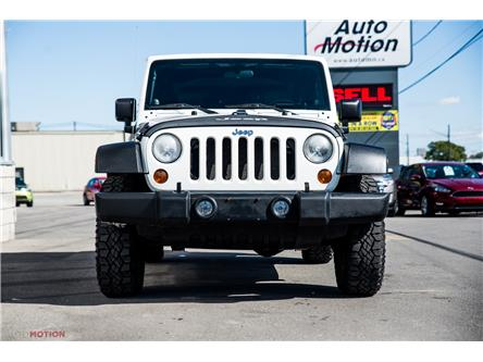 2008 Jeep Wrangler Rubicon (Stk: 191112) in Chatham - Image 2 of 28