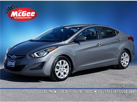 2014 Hyundai Elantra GL (Stk: 18280C) in Peterborough - Image 1 of 17