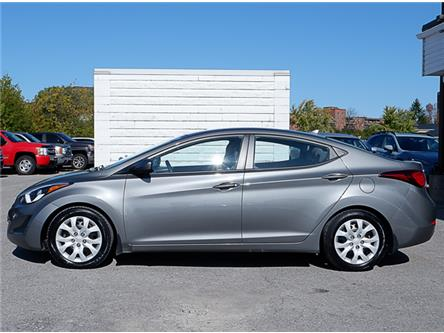 2014 Hyundai Elantra GL (Stk: 18280C) in Peterborough - Image 2 of 17