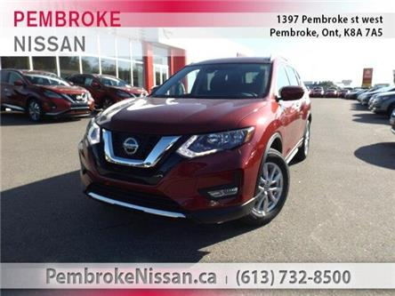 2020 Nissan Rogue SV (Stk: 20010) in Pembroke - Image 1 of 27