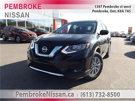 2020 Nissan Rogue S (Stk: 20012) in Pembroke - Image 1 of 26