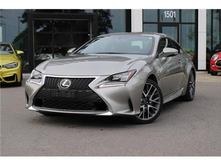 2015 Lexus RC 350 Base (Stk: P1852) in Ottawa - Image 1 of 30