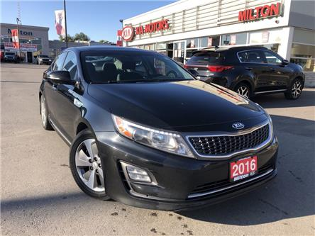 2016 Kia Optima Hybrid LX (Stk: P0128) in Milton - Image 1 of 18