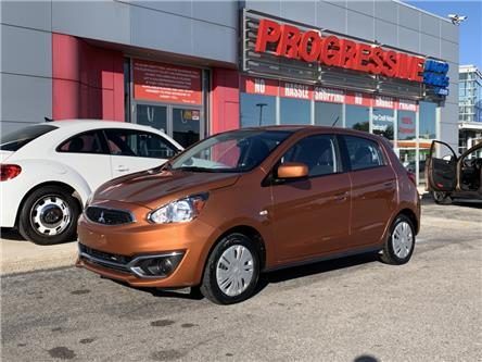 2018 Mitsubishi Mirage ES (Stk: JH001603) in Sarnia - Image 1 of 18