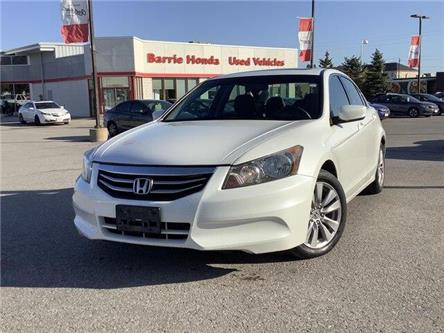 2012 Honda Accord EX-L (Stk: U12012) in Barrie - Image 1 of 22