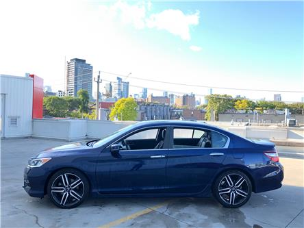 2016 Honda Accord Sport (Stk: C191542A) in Toronto - Image 2 of 28