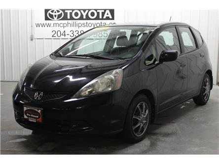 2013 Honda Fit LX (Stk: S608532B) in Winnipeg - Image 1 of 23