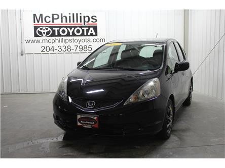 2013 Honda Fit LX (Stk: S608532B) in Winnipeg - Image 2 of 23