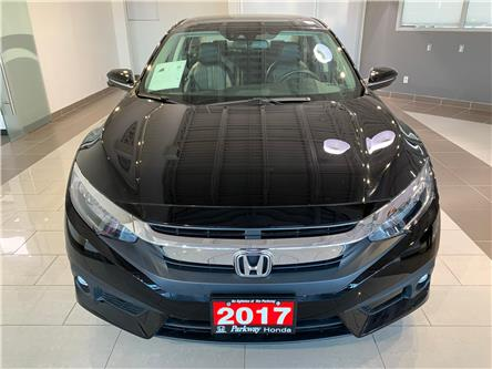 2017 Honda Civic Touring (Stk: 16443A) in North York - Image 2 of 24