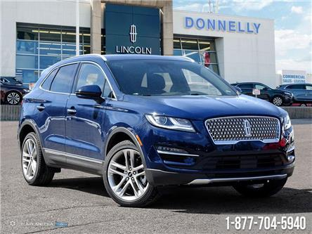 2019 Lincoln MKC Reserve (Stk: DS874) in Ottawa - Image 1 of 27