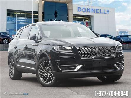 2019 Lincoln Nautilus Reserve (Stk: DS1548) in Ottawa - Image 1 of 27