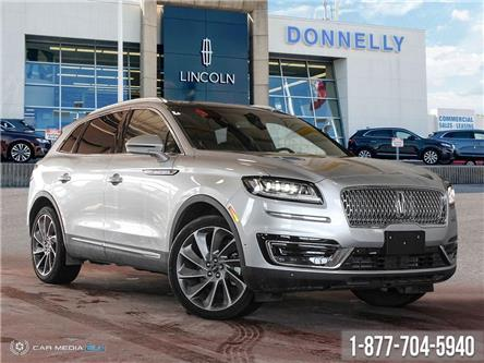 2019 Lincoln Nautilus Reserve (Stk: DS481) in Ottawa - Image 1 of 27