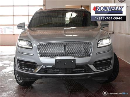 2019 Lincoln Nautilus Reserve (Stk: DS481) in Ottawa - Image 2 of 27