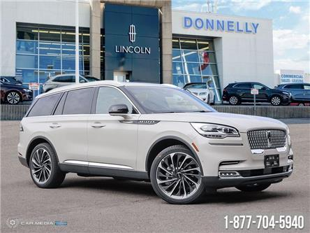 2020 Lincoln Aviator Reserve (Stk: DT39) in Ottawa - Image 1 of 27