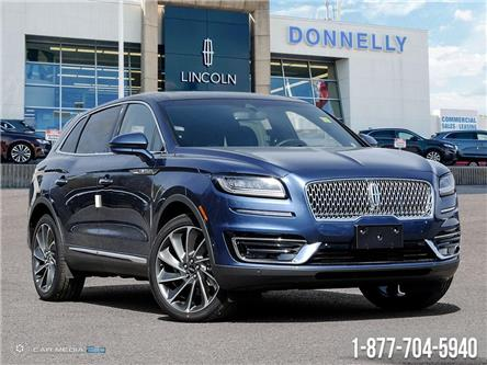 2019 Lincoln Nautilus Reserve (Stk: DS891) in Ottawa - Image 1 of 27