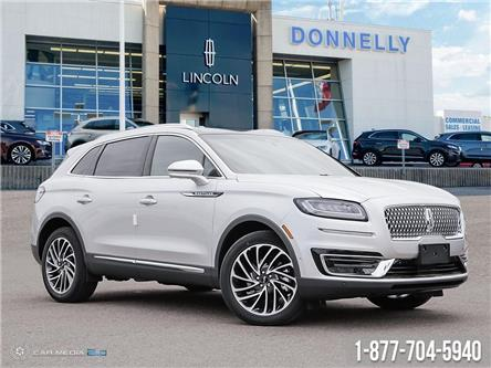 2019 Lincoln Nautilus Reserve (Stk: DS1010) in Ottawa - Image 1 of 27