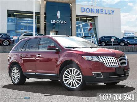 2014 Lincoln MKX Base (Stk: PBWDS698ALA) in Ottawa - Image 1 of 29