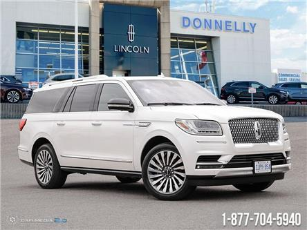 2019 Lincoln Navigator L Reserve (Stk: DS1133) in Ottawa - Image 1 of 28