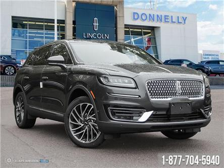 2019 Lincoln Nautilus Reserve (Stk: DS1652) in Ottawa - Image 1 of 27