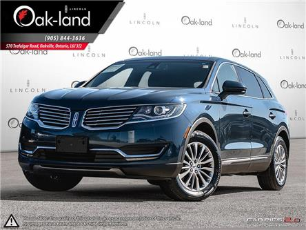 2016 Lincoln MKX Select (Stk: 9X059A) in Oakville - Image 1 of 26