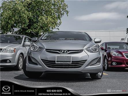 2016 Hyundai Elantra L (Stk: 19-0783A) in Mississauga - Image 2 of 24