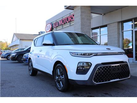 2020 Kia Soul EX+ (Stk: 32595) in Cobourg - Image 1 of 23