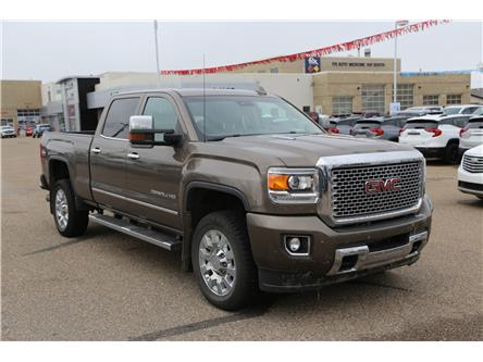 2015 GMC Sierra 2500HD Denali (Stk: 127402) in Medicine Hat - Image 1 of 22