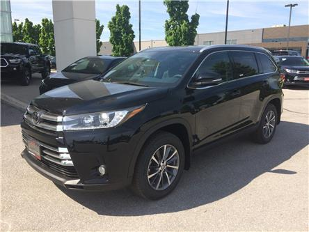 2019 Toyota Highlander Limited (Stk: 95109) in Barrie - Image 1 of 15