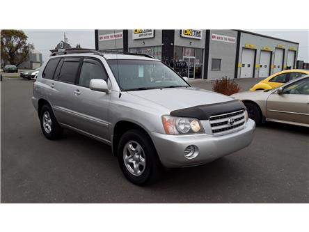 2001 Toyota Highlander Base (Stk: P563) in Brandon - Image 2 of 16