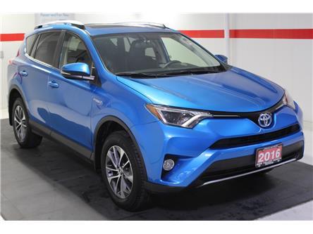2016 Toyota RAV4 Hybrid XLE (Stk: 299314S) in Markham - Image 2 of 25
