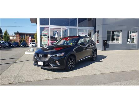 2016 Mazda CX-3 GT (Stk: 9F5771A) in Duncan - Image 1 of 16
