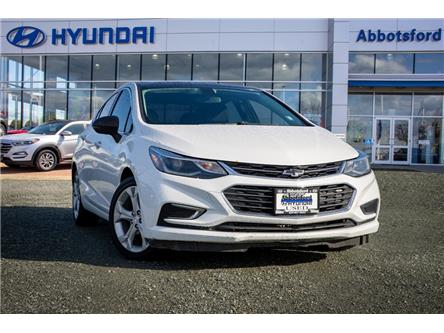 2017 Chevrolet Cruze Premier Auto (Stk: AH8855A) in Abbotsford - Image 1 of 22