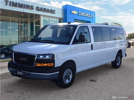 2019 GMC Savana 3500 LT (Stk: P3194) in Timmins - Image 1 of 13