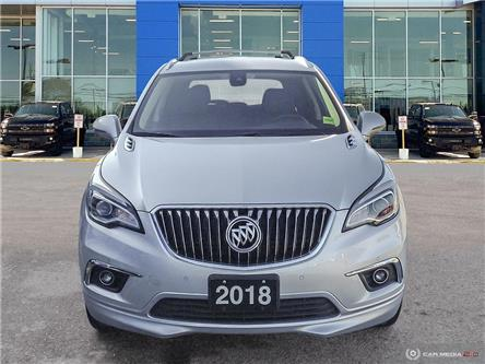 2018 Buick Envision Premium I (Stk: P3180) in Timmins - Image 2 of 13