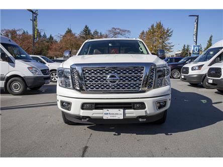 2017 Nissan Titan XD Platinum Reserve Diesel (Stk: P1267) in Vancouver - Image 2 of 28