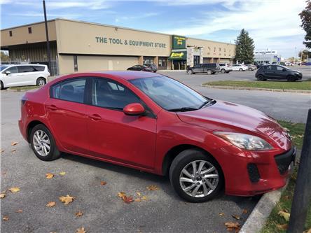 2013 Mazda Mazda3 GS-SKY (Stk: ) in Ottawa - Image 1 of 8