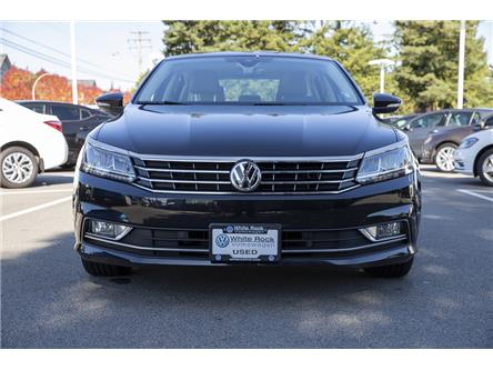 2018 Volkswagen Passat 2.0 TSI Comfortline (Stk: JP017242) in Vancouver - Image 2 of 23