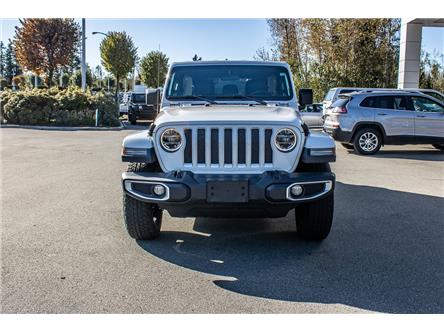 2018 Jeep Wrangler Unlimited Sahara (Stk: K800978A) in Abbotsford - Image 2 of 29