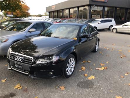 2012 Audi A4 2.0T Premium (Stk: ) in Ottawa - Image 1 of 12