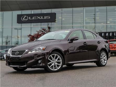 2013 Lexus IS 250 Base (Stk: 12478G) in Richmond Hill - Image 1 of 22